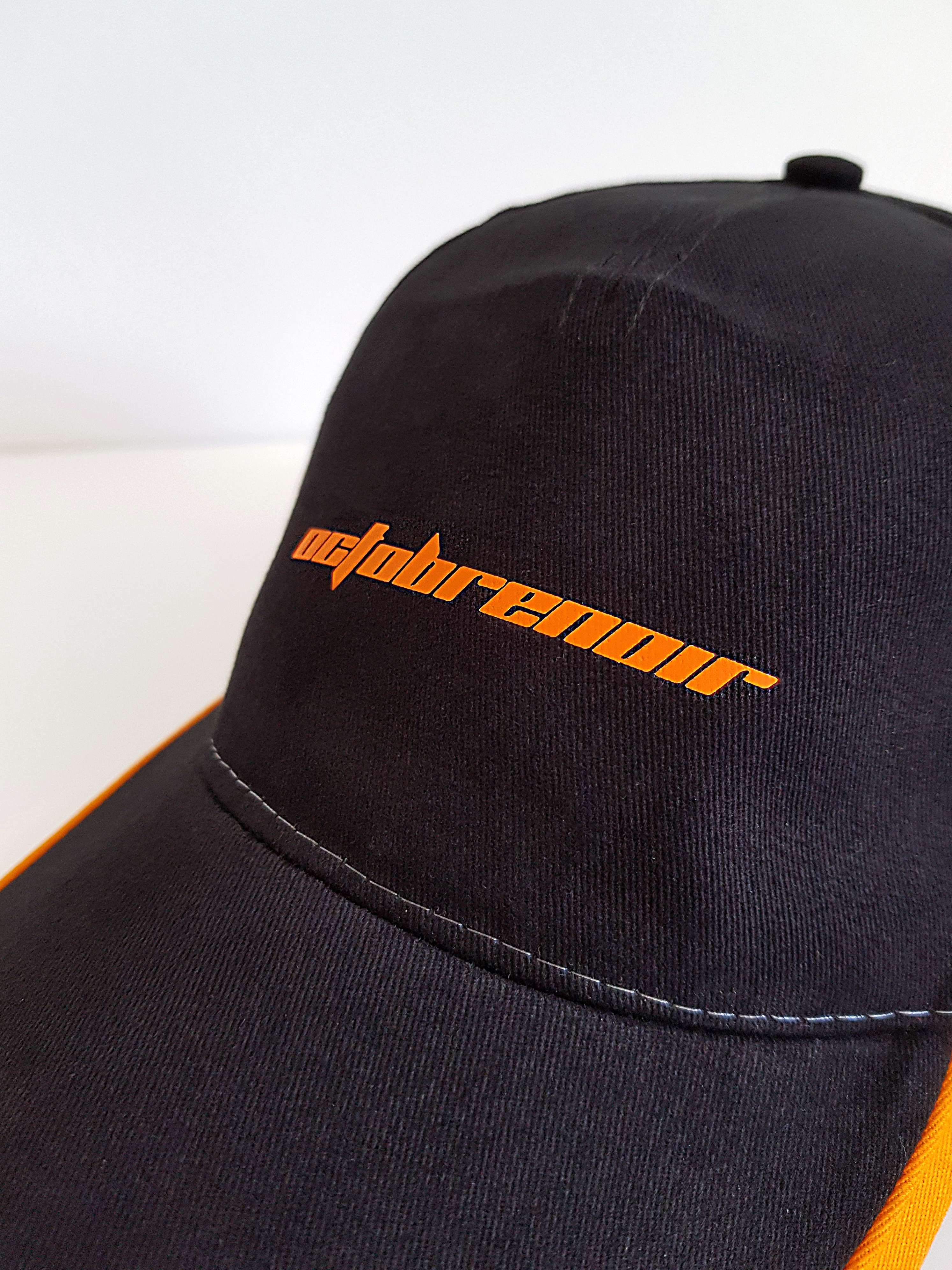 order online hot products cheapest Casquette Racing orange néon